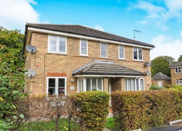 Thumbnail 1 bed flat for sale in Oak Close, Fornham St. Martin, Bury St. Edmunds