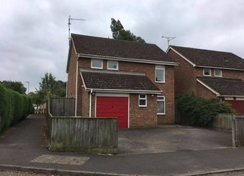 Thumbnail 4 bed detached house to rent in Mountbatten Drive, Leverington, Wisbech