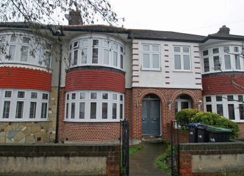 Thumbnail 3 bed terraced house for sale in Firs Park Avenue, London