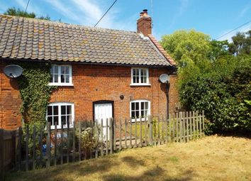 Thumbnail 2 bed semi-detached house for sale in Harpley, King's Lynn, Norfolk