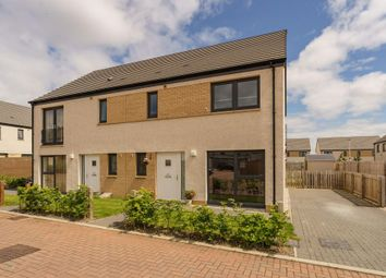 Thumbnail 3 bed semi-detached house for sale in 35 Oaklands Square, Edinburgh