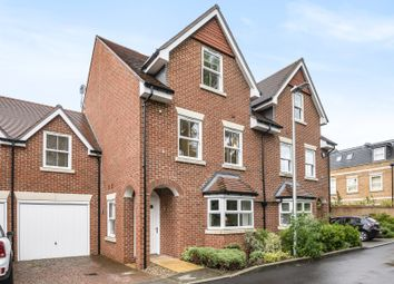 Thumbnail 4 bedroom town house for sale in Haden Square, Reading