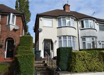 Thumbnail 3 bed semi-detached house to rent in Garretts Green Lane, Yardley, Birmingham