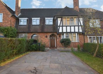 Thumbnail 3 bed property for sale in Blandford Close, Hampstead Garden Suburb, London