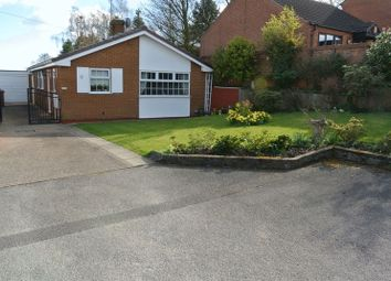 Thumbnail 2 bed detached bungalow for sale in Briarwood Close, Forest Town, Mansfield
