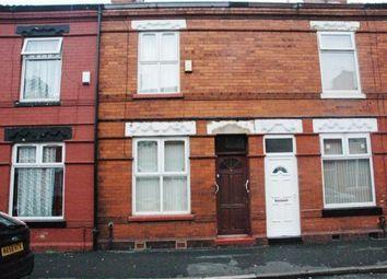 Thumbnail 2 bedroom terraced house for sale in 21 Maida Street, Longsight, Manchester