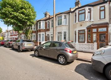 Thumbnail 4 bed terraced house for sale in Coleridge Avenue, Manor Park, London
