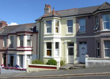 Thumbnail 4 bedroom terraced house for sale in Lipson Road, Plymouth, Devon