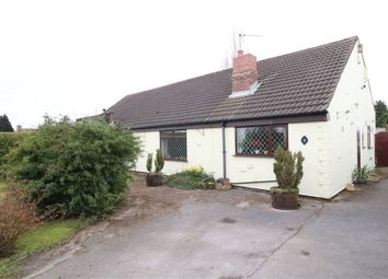 Thumbnail 3 bed detached bungalow for sale in Moor Lane North, Ravenfield, Rotherham, South Yorkshire