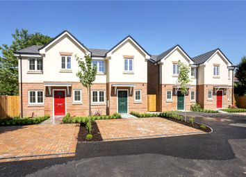 Thumbnail 3 bed semi-detached house for sale in Plot 1, St Annes Mews, Bridgeman Drive, Windsor