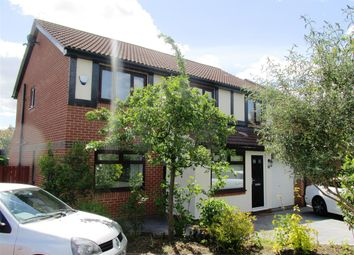 Thumbnail 4 bedroom detached house for sale in Canonsfield Close, Newcastle Upon Tyne