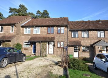 Thumbnail 2 bed terraced house for sale in Leicester, Bracknell, Berkshire