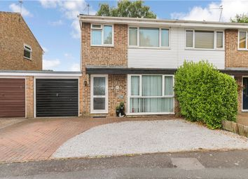 Thumbnail 3 bed semi-detached house for sale in Sylvan Drive, North Baddesley, Southampton, Hampshire