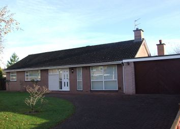 Thumbnail 3 bed detached bungalow to rent in Lowry Hill Road, Carlisle