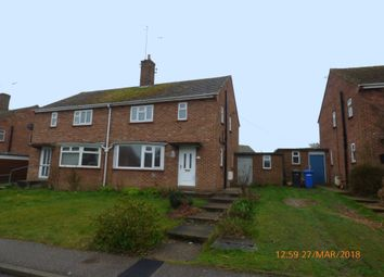 Thumbnail 3 bed semi-detached house to rent in Bedingfield Crescent, Halesworth