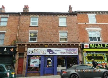 Thumbnail 1 bedroom flat to rent in Radford Road, Nottingham
