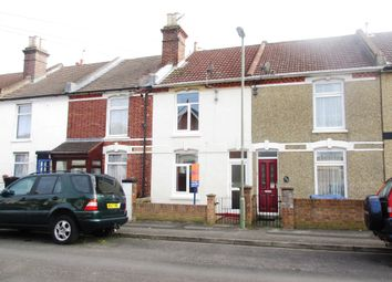 Thumbnail 2 bed terraced house to rent in Hartington Road, Gosport