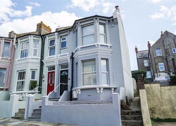Thumbnail 3 bed end terrace house for sale in St Thomass Road, Hastings, East Sussex