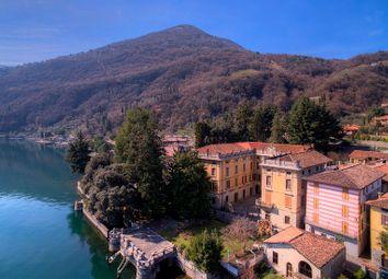 Thumbnail 20 bed villa for sale in Riva di Solto, Riva di Solto, Bergamo, Lombardy, Italy