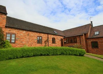 Thumbnail 3 bed barn conversion for sale in Old Leese Barns, Billington, Stafford