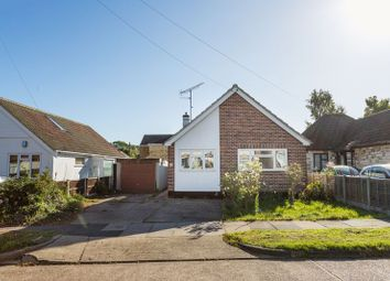 Thumbnail 3 bed detached bungalow for sale in Belgrave Road, Eastwood, Leigh-On-Sea