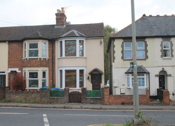 Thumbnail 2 bed end terrace house for sale in Stoke Road, Aylesbury, Buckinghamshire