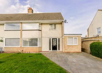 Thumbnail 3 bed semi-detached house for sale in Manor Place, Stockton On Tees