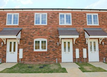 Thumbnail 3 bed terraced house for sale in Cotton Close, Marbury Meadows, Nantwich
