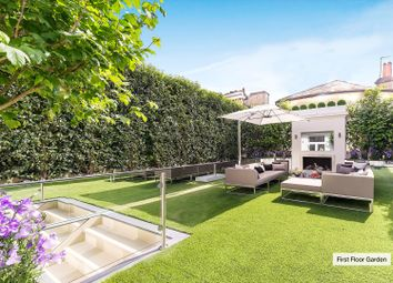6 bed terraced house for sale in Victoria Road, Kensington, London W8.