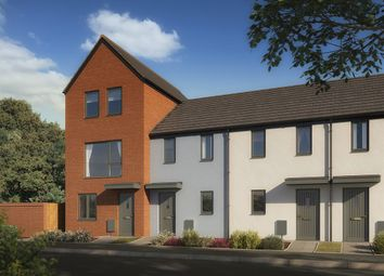 "Thumbnail 2 bed end terrace house for sale in ""The Morden"" at Maelfa, Llanedeyrn, Cardiff"