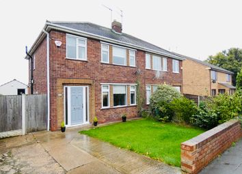 Thumbnail 3 bed semi-detached house for sale in Stonecross Drive, Sprotbrough, Doncaster