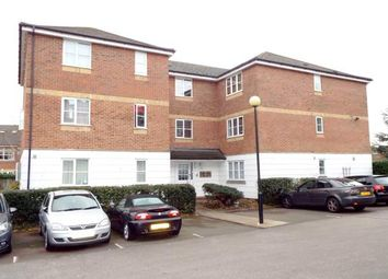 Thumbnail 2 bed flat for sale in Leigh Hunt Drive, Southgate, London