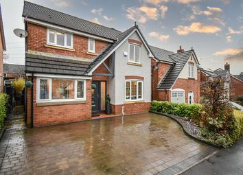 Thumbnail 4 bed detached house for sale in Parkdale Gardens, Blackburn