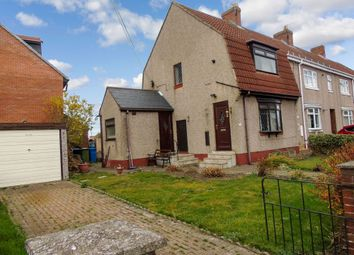 Thumbnail 2 bed semi-detached house for sale in Wheatley Terrace, Wheatley Hill, Durham