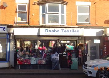 Thumbnail Retail premises for sale in Greenlane Rd, Leicester