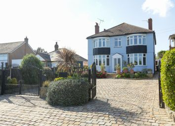 Thumbnail 5 bed detached house for sale in Sandwich Road, Cliffsend, Ramsgate