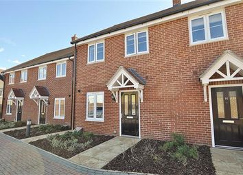 Thumbnail 3 bed semi-detached house for sale in Dorset Crescent, Kingsnorth, Ashford