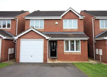 Thumbnail 4 bed detached house for sale in Little Holland Gardens, Nuthall, Nottingham