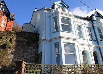 Thumbnail 3 bed detached house for sale in Barbican Hill, Looe