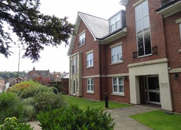 Thumbnail 3 bedroom flat for sale in Abbeydale Court, Wirksworth Road, Duffield, Derbyshire