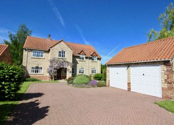 Thumbnail 4 bed detached house for sale in Anderson Court, Scampton, Lincoln