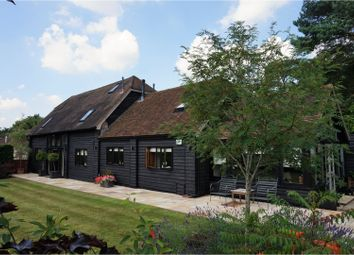 Thumbnail 4 bed barn conversion for sale in Howe Road, Watlington