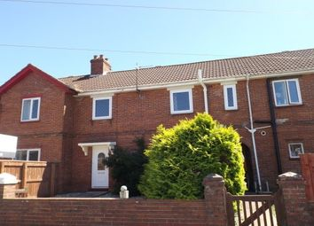 Thumbnail 3 bed terraced house to rent in Phear Avenue, Exmouth
