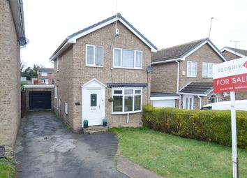 Thumbnail 3 bed detached house for sale in Ravencar Road, Eckington, Sheffield