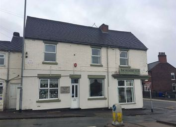 Thumbnail 1 bed flat to rent in Hanley Road, Sneyd Green, Stoke-On-Trent