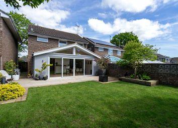 Thumbnail 4 bed detached house for sale in Woodside, Barnham, Bognor Regis