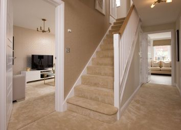 """Thumbnail 4 bed detached house for sale in """"Lincoln"""" at Inglewhite Road, Longridge, Preston"""