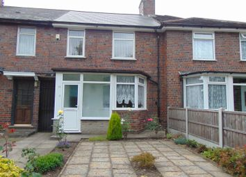 Thumbnail 3 bed terraced house for sale in Gipsy Lane, Erdington, Birmingham