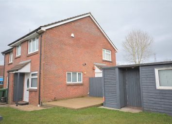 Thumbnail 1 bed semi-detached house for sale in Fairhaven Close, St. Mellons, Cardiff.