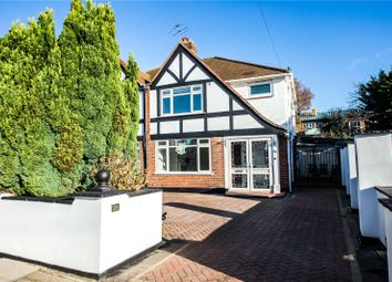Thumbnail 3 bed semi-detached house for sale in Waterbank Road, Catford, London
